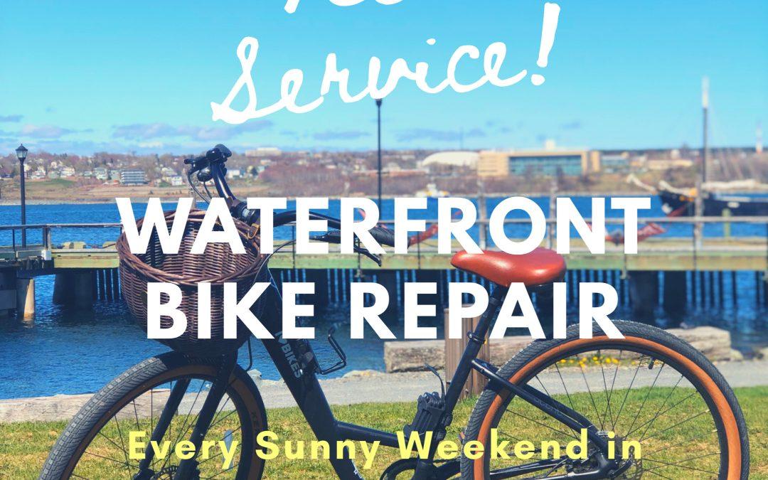 New: Bike Service!
